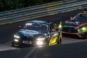 #75 Team Avia Sorg Rennsport BMW M4 GT4: Stefan Beyer, Emin Akata, Olaf Meyer, Fidel Leib