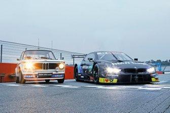 BMW 2002 turbo and BMW M4 DTM