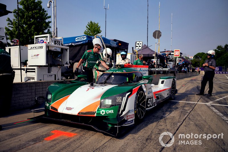#50 Juncos Racing Cadillac DPi, DPi: Will Owen