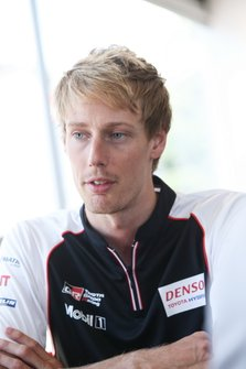 Brendon Hartley, Toyota Gazoo Racing