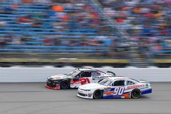 Ronnie Bassett Jr., DGM Racing, Chevrolet Camaro Bassett Gutters & More