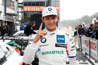 Pole position for Marco Wittmann, BMW Team RMG