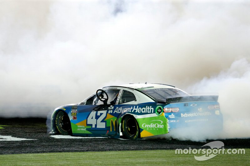 1. Kyle Larson, Chip Ganassi Racing, Chevrolet Camaro