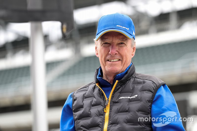 14. Johnny Rutherford: 27 Siege