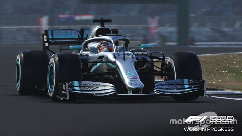 Mercedes F1 2019 Codemasters