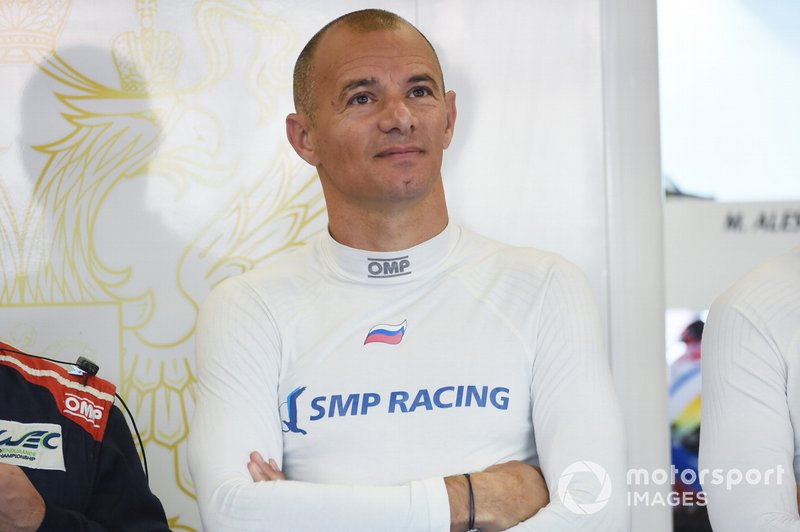 Stephane Sarrazin (SMP-Dallara #17): 1 GP-Start (1999)