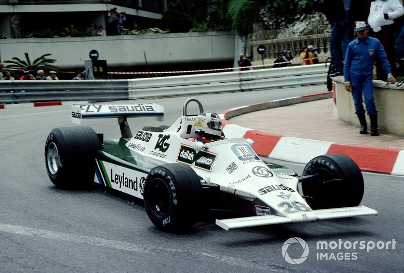 GP Mónaco 1980