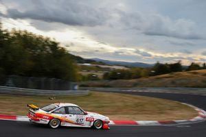 #617 Opel Manta: Olaf Beckmann, Peter Hass, Volker Strycek