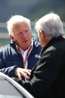 Charlie Whiting, Race Director, FIA