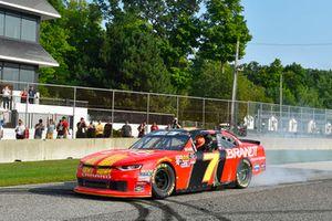 Race winner Justin Allgaier, JR Motorsports, Chevrolet Camaro BRANDT Professional Agriculture
