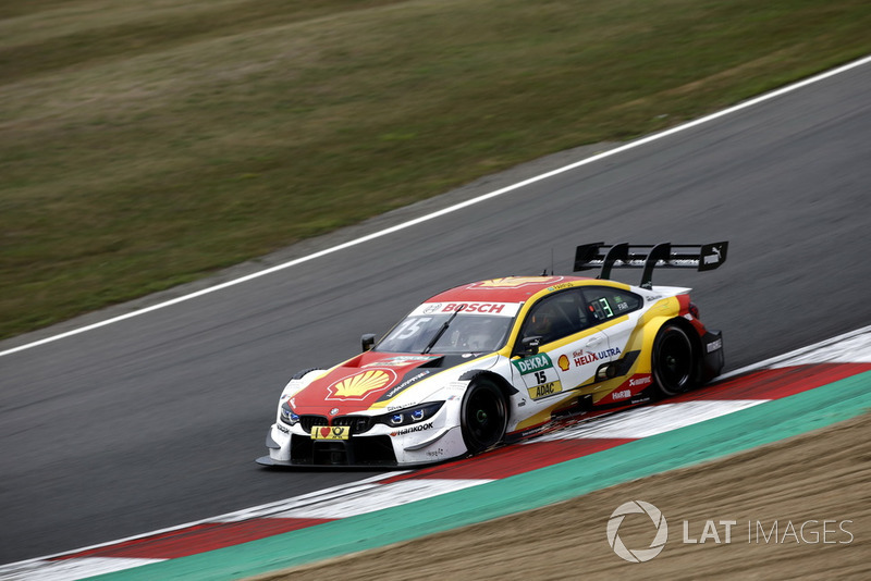 DNF Augusto Farfus, BMW Team RMG, BMW M4 DTM
