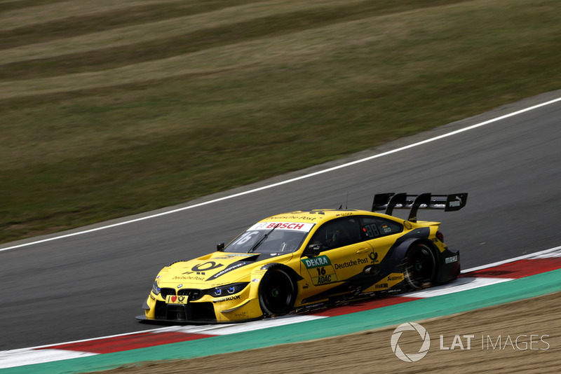 13. Timo Glock, BMW Team RMG, BMW M4 DTM