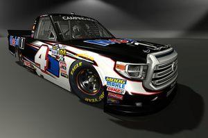 Todd Gilliland, Kyle Busch Motorsports, Toyota Tundra