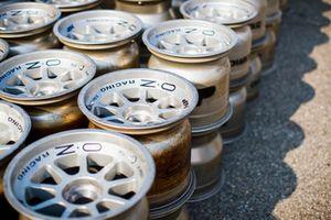 Formel-2-Felgen von O.Z. Wheels