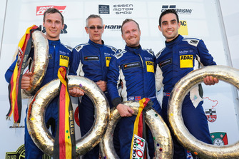 #801 Audi RS3 LMS: Håkon Schjærin, Atle Gulbrandsen, Kenneth Østvold, Anders Lindstad