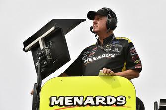 Paul Menard, Wood Brothers Racing, Ford Fusion Menards / Knauf Len Wood