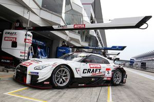 #3 NDDP Racing Nissan GT-R Nismo GT3: Satoshi Motoyama, Katsumasa Chiyo
