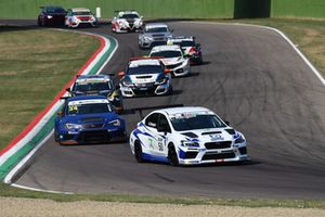 Luca Rangoni, Subaru WRX STI-TCR