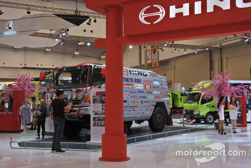 Hino 500 Series Dakar