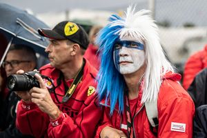Un fan de Kimi Räikkönen, Ferrari