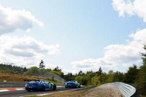 #3 Falken Motorsport BMW M6 GT3: Stef Dusseldorp, Alexandre Imperatori