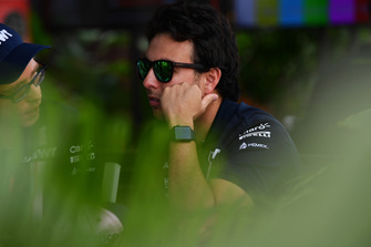 Sergio Perez, Racing Point Force India F1 Team