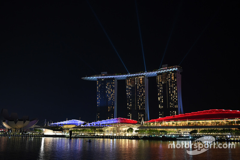 Ambiente en Singapur