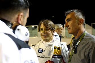 Augusto Farfus, BMW Team RMG with Andrea Bertolini