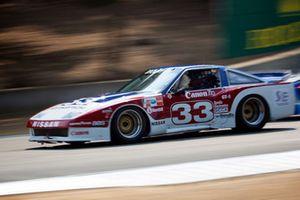 Klasik Nissan yarış aracı