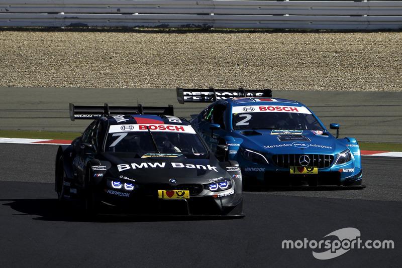 Bruno Spengler, BMW Team RBM, BMW M4 DTM, Gary Paffett, Mercedes-AMG Team HWA, Mercedes-AMG C63 DTM