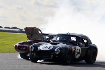 RAC TT Celebration John Young Jaguar Gans Cobra