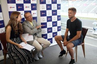 Jenson Button(ジェンソン・バトン)