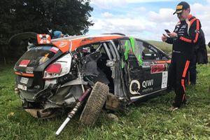 Alexey Lukyanuk. Alexey Arnautov, Ford Fiesta R5