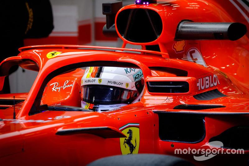 Ferrari: edad promedio 26