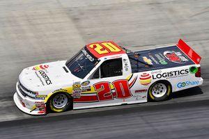 Tanner Thorson, Young's Motorsports, Chevrolet Silverado Ohio Logistics