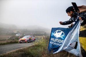 Nil Solans, Marc Marti, Hyundai 2C Competition Hyundai i20 Coupe WRC