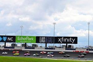 Austin Cindric, Team Penske, Ford Mustang Menards/Richmond and 7: Justin Allgaier, JR Motorsports, Chevrolet Camaro BRANDT