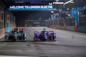 Robin Frijns, Envision Virgin Racing, Audi e-tron FE07, Oliver Turvey, NIO 333 001
