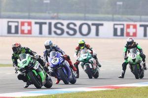 Isaac Vinales, Orelac Racing Verdnatura, Kohta Nozane, GRT Yamaha WorldSBK Team, Leandro Mercado, MIE Racing Honda Team