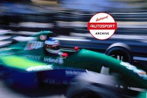 Michael Schumacher 1991 Spa Autosport Archive SCH