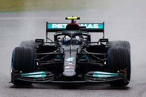 Валттери Боттас, Mercedes W12