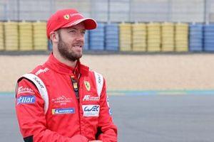 Sam Bird, AF Corse Ferrari 488 GTE EVO LMGTE Pro