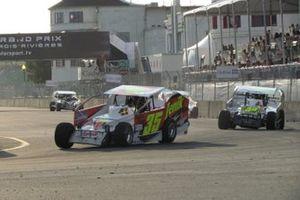 Défi Urbain Chevrolet cars race action