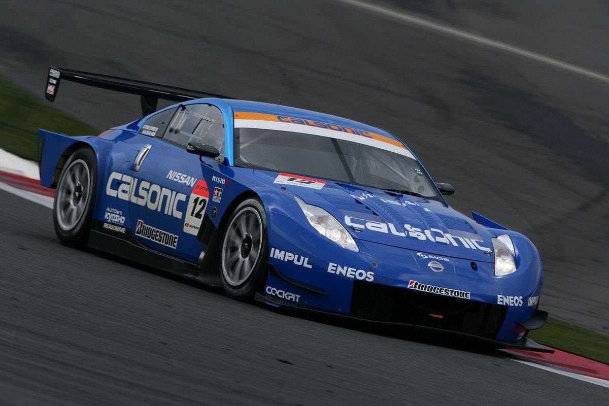 2006〜2007年はGT500に参戦