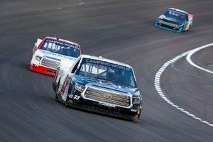 C.J. McLaughlin, Reaume Brothers Racing, Toyota Tundra Sci Aps