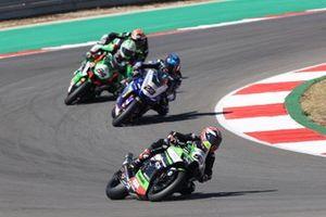 Tito Rabat, Kawasaki Puccetti Racing, Christophe Ponsson, Gil Motor Sport - Yamaha