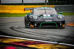 #3 Schnabl Engineering Porsche 911 GT3-R: Dennis Olsen, Frederic Makowiecki, Michael Christensen