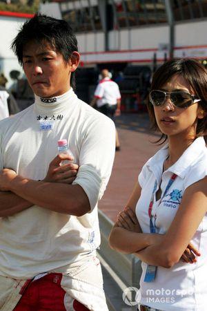 Misato Haga, Presidente e CEO, Direxiv Motorsport