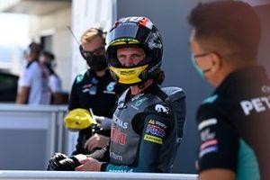Polesitter Darryn Binder, Petronas Sprinta Racing
