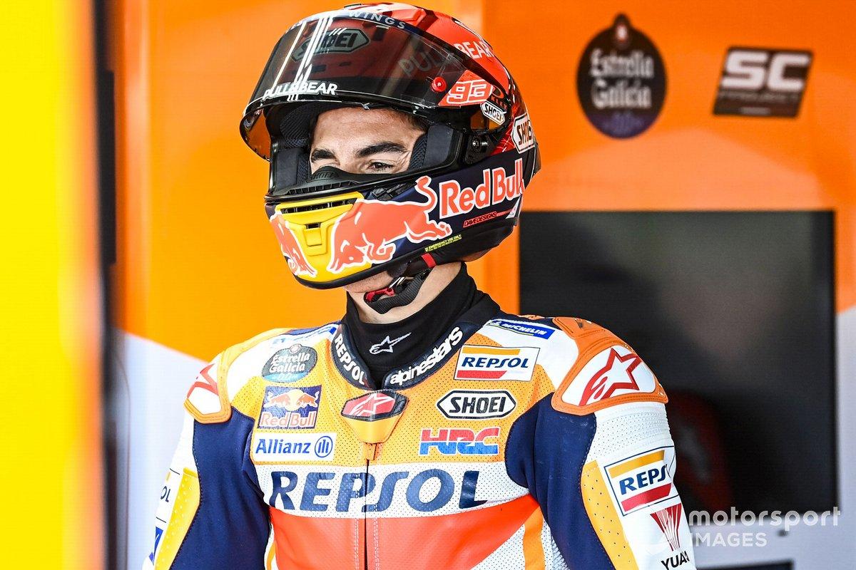 Marc Marquez, team Repsol Honda